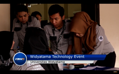 Widyatama Technic Event 2018